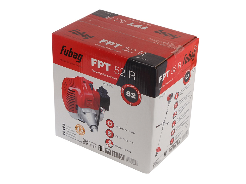 Газонокосилка Fubag FPT 52R 38713