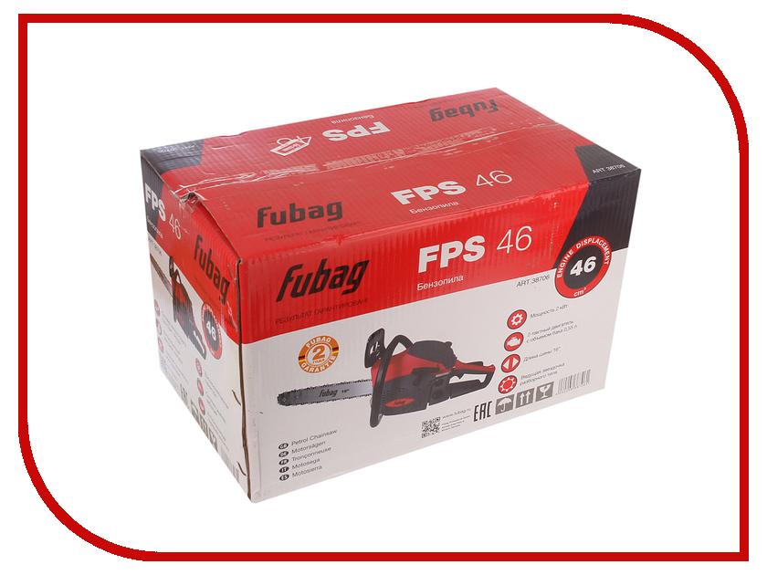 Бензопила Fubag FPS 46 38706 цена 2017