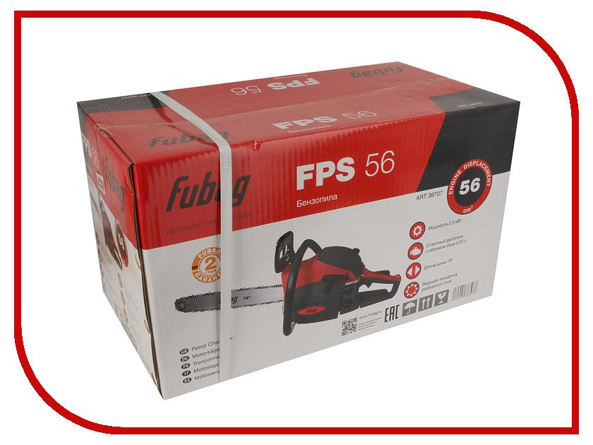 Бензопила Fubag FPS 56 38707 цена 2017