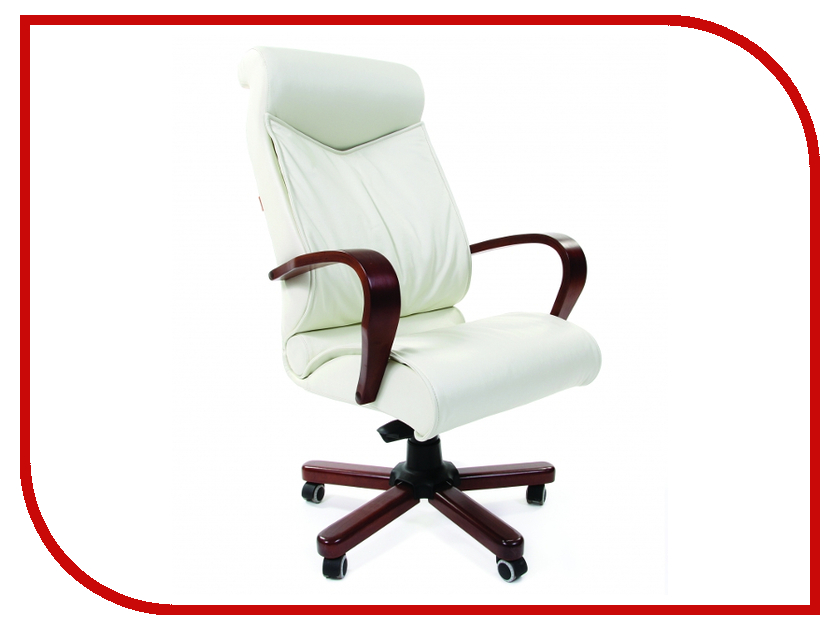 Компьютерное кресло Chairman 420 White 00-07009702 chairman кресло компьютерное chairman 685 синий черный
