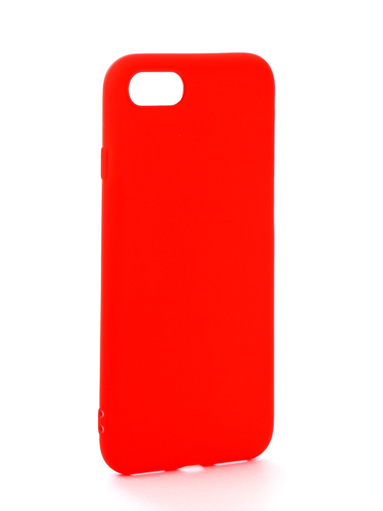 Чехол EVA для APPLE iPhone 7 / 8 Silicone Red IP8A001R-7