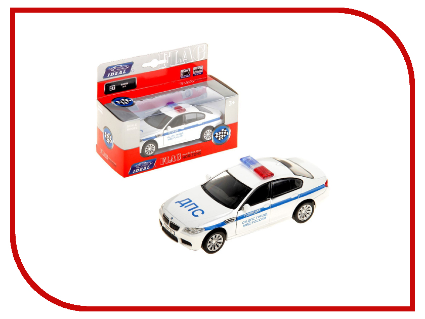 Игрушка Ideal BMW M5 RPS Police 1:32 ID-004091PRU new best price 5 meters lan cable for bmw gt1 for bmw ops