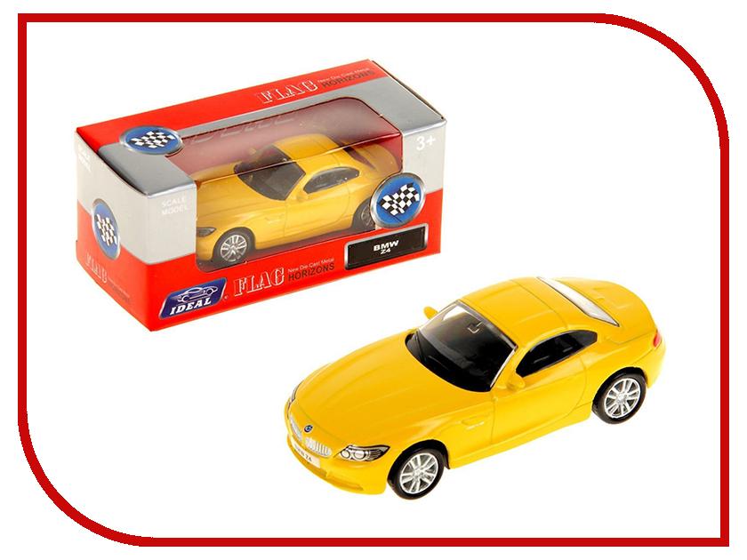 Игрушка Ideal BMW Z4 1:64 ID-00413431 bburago bmw z4 m coupe