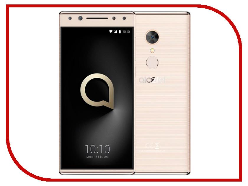 Сотовый телефон Alcatel 5086D 5 Gold-Gold сотовый телефон archos sense 55dc 503438