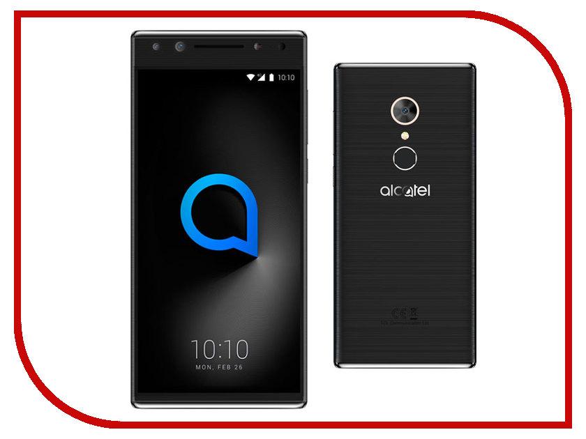 Сотовый телефон Alcatel 5086D 5 Black-Black сотовый телефон alcatel 6058d idol 5 metal black