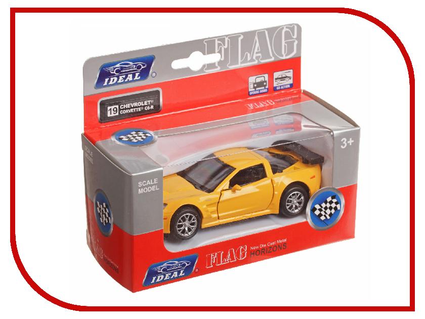 Игрушка Ideal Chevrolet Corvette C6-R 1:64 ID-0310543FW