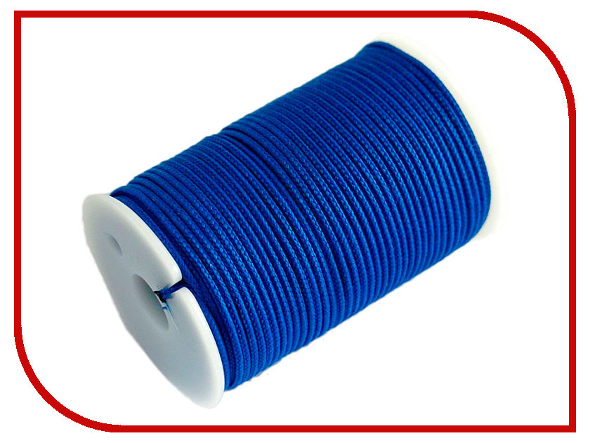 Шнур полиамидный Solaris S6302 1.8mm x 40m Blue