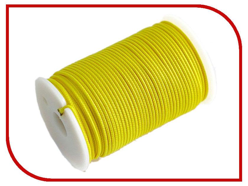 Шнур полиамидный Solaris S6302 1.8mm x 40m Yellow