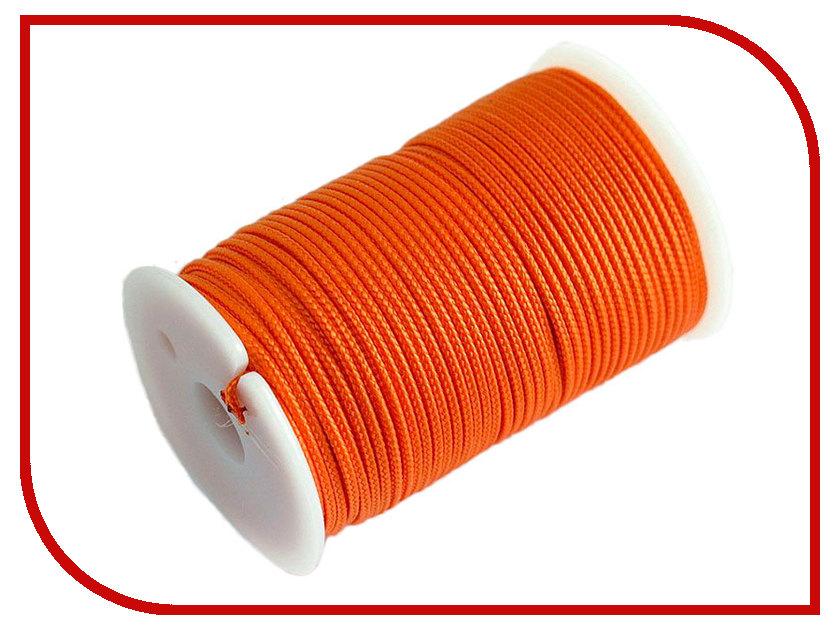 Шнур полиамидный Solaris S6302 1.8mm x 40m Orange