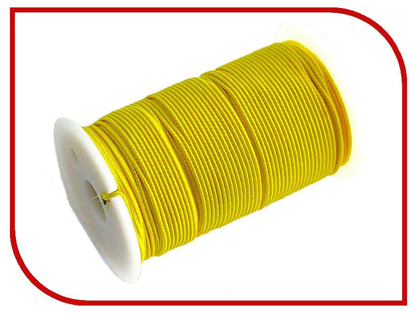 Шнур полиамидный Solaris S6301 1.2mm x 70m Yellow