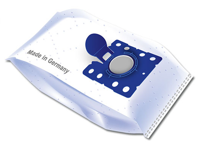 Сверхпрочные Мешки пылесборные Top House THN 103 L 4шт для пылесосов LG-Turbo Gamma, Turbo Storm, Storm Extra, Magic 4017959064911