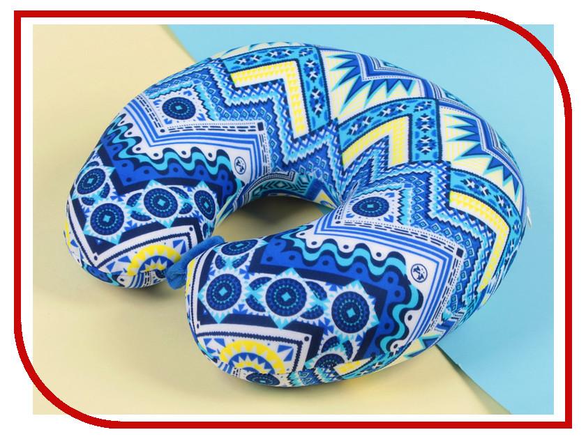 Игрушка антистресс СИМА-ЛЕНД Орнамент Light Blue 2809388 плед сима ленд автомобили 130x150cm blue 2796031