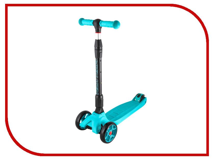 Самокат Tech Team TT Tiger Pro Light-Blue cедло велосипедное pro aerofuel tt 142 мм цвет черный