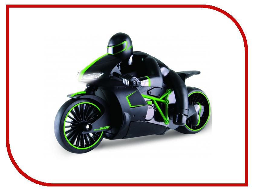 Игрушка 1Toy Драйв мотоцикл с гонщиком Green Т10954