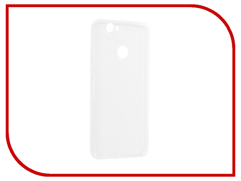 Аксессуар Чехол-накладка Huawei Nova Media Gadget Essential Clear Cover ECCHNVTR