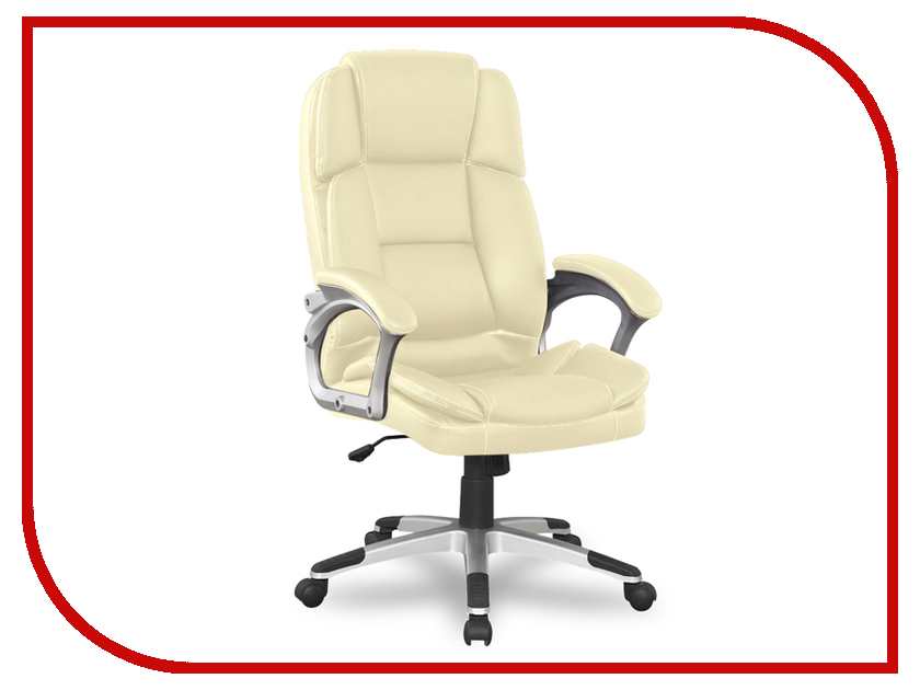 Компьютерное кресло College BX-3323 Beige кресло руководителя college bx 3323 brown
