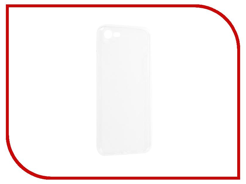 Аксессуар Чехол-накладка Media Gadget Essential Clear Cover для APPLE iPhone 7 / 8 ECCIP78TR