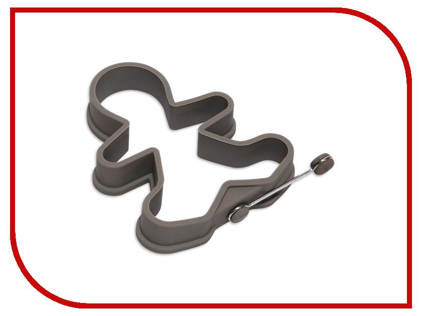 Форма для выпечки Dosh i Home Gemini Фигурка 11cm 300319 форма для льда с гибким дном pavo quelle dosh home 1011569