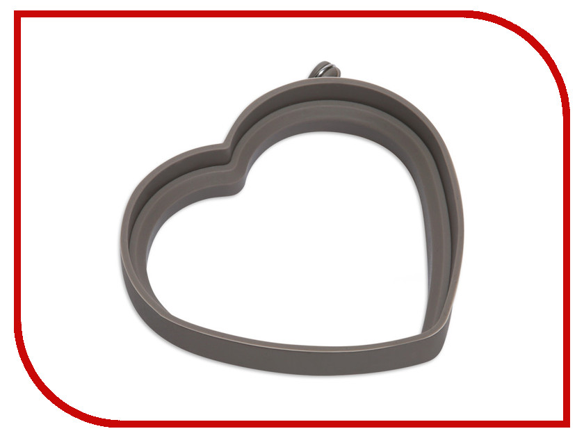 Форма для выпечки Dosh i Home Gemini Сердце 11cm 300318 форма для льда с гибким дном pavo quelle dosh home 1011569