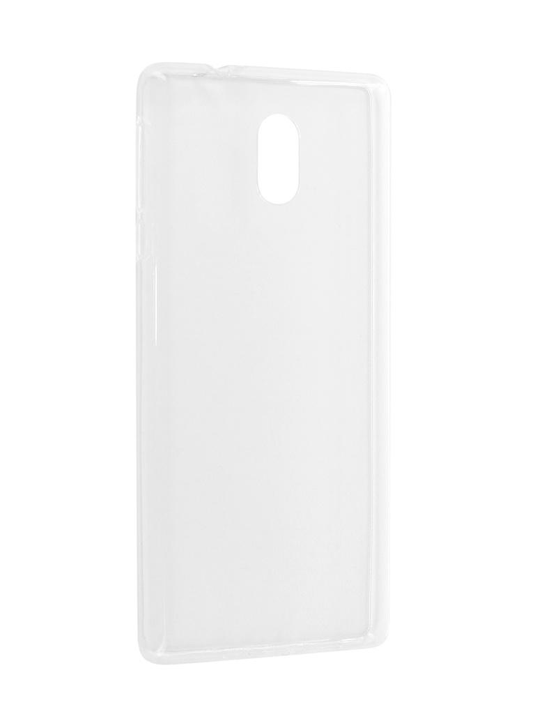 Аксессуар Чехол-накладка для Nokia 3 Media Gadget Essential Clear Cover ECCNK3TR creative shake rice ball mold kitchen diy gadget