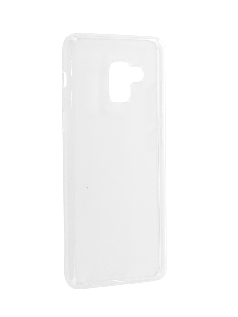 Аксессуар Чехол-накладка Media Gadget для Samsung Galaxy A8 Plus 2018 Essential Clear Cover ECCSGA8P18TR