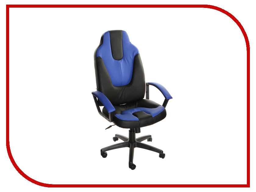 Компьютерное TetChair 2 Black-Blue