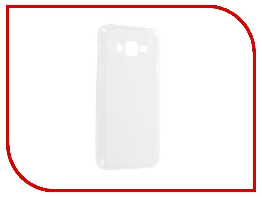 Аксессуар Чехол-накладка Samsung Galaxy J2 Prime G532 Media Gadget Essential Clear Cover ECCSGJ2PTR