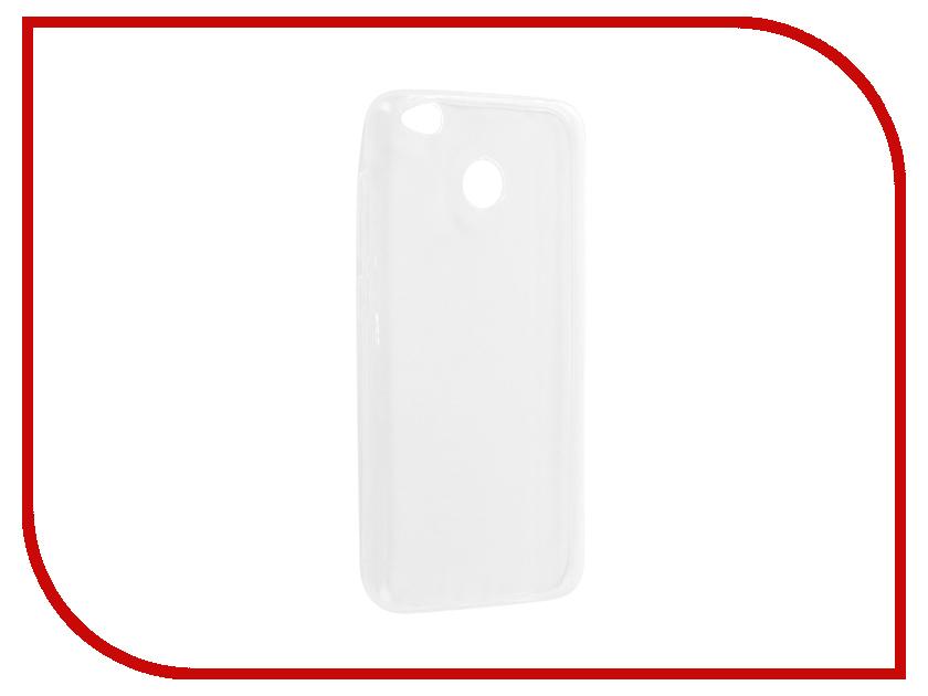 Аксессуар Чехол-накладка Xiaomi Redmi 4X Media Gadget Essential Clear Cover ECCXR4XTR