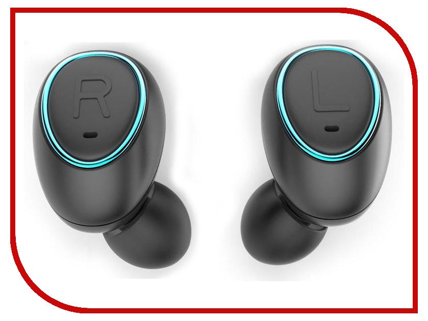 Media Gadget Aero Twins AT400C Blue TWSAT400CBL kd mn08 mini portable 2 channel media player speaker w tf strap blue silver