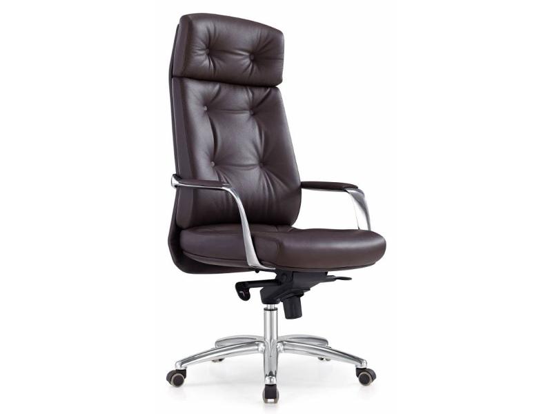 Компьютерное кресло Бюрократ DAO Brown