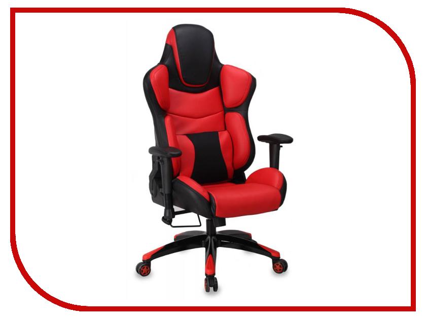 Компьютерное кресло Бюрократ CH-773 Red-Black бюрократ кресло компьютерное ch 687 черное