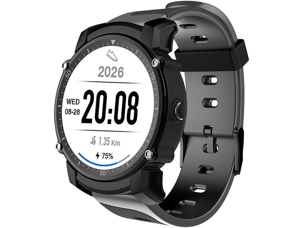Умные часы KingWear FS08 Black умные часы kingwear kc09 black