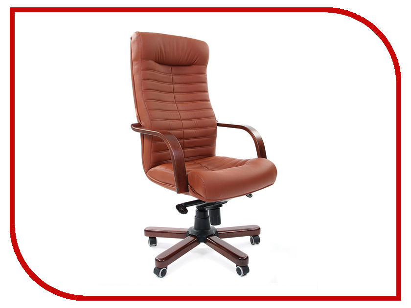Компьютерное кресло Chairman 480 WD Brown 00-07009716 chairman кресло компьютерное chairman 820 серый белый