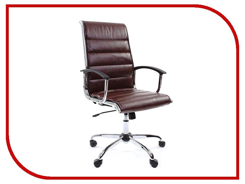 Компьютерное кресло Chairman 760 Brown 00-07019103 chairman кресло компьютерное chairman 685 синий черный