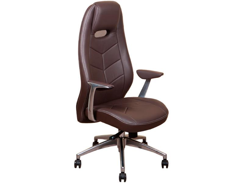 Компьютерное кресло Бюрократ _Zen Brown