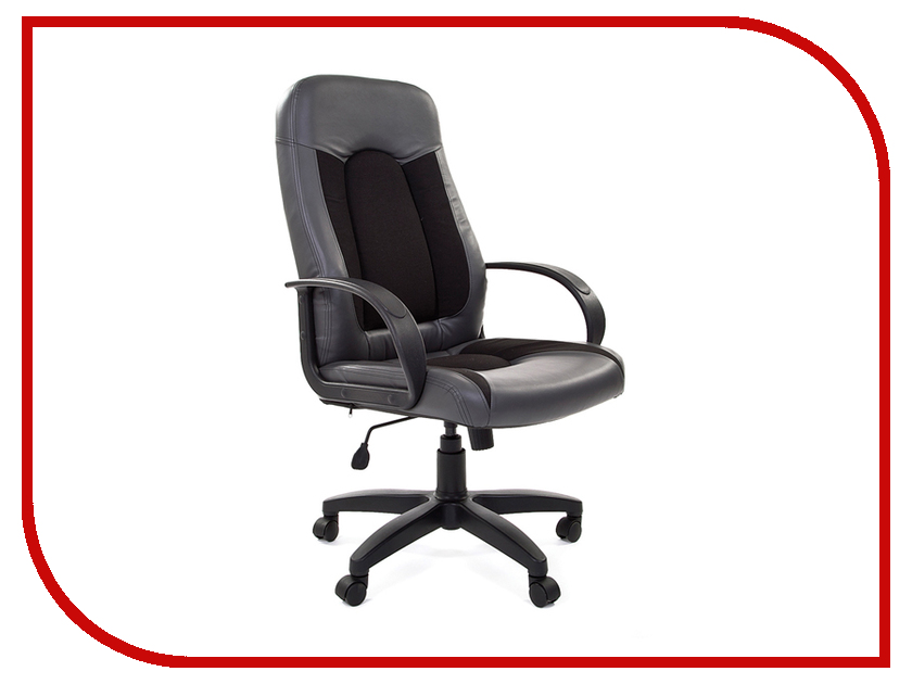 Компьютерное кресло Chairman 429 Black 00-07007484
