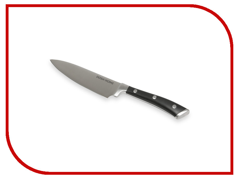 Нож Dosh i Home Leo 100804 - длина лезвия 160мм нож кулинарный dosh l home lynx длина лезвия 16 см