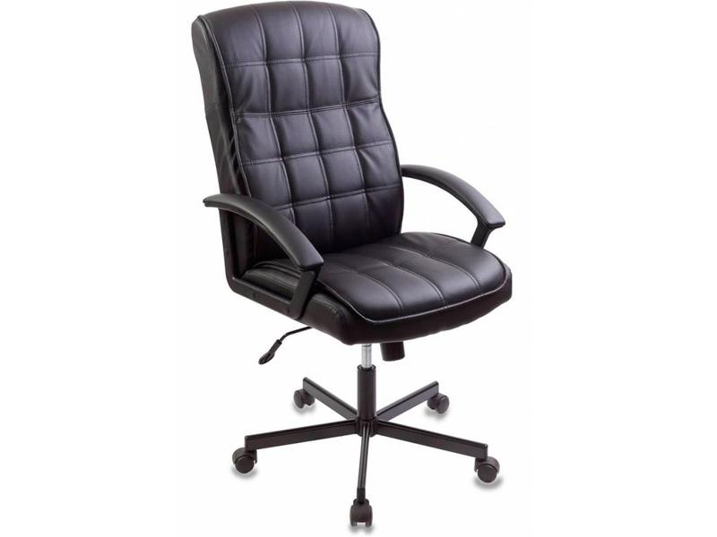 Компьютерное кресло Бюрократ CH-823AXSN для руководителя Black