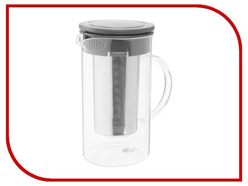 Чайник заварочный Dosh i Home Grus 1L 500111 миксер мультифункциональный dosh i home миксер мультифункциональный