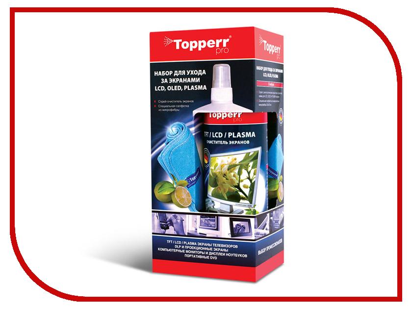 Аксессуар Topperr Набор для ухода 3024 набор для ухода за мультиваркой topperr 3424
