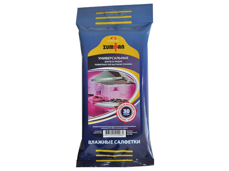 Влажные салфетки универсальные Zumman 3623 chanel туалетные духи coco noir 100 ml