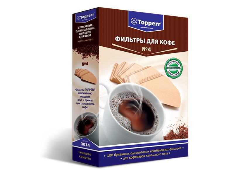 Фильтр для кофеварки Topperr 3014