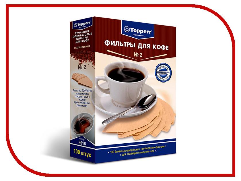 Купить Фильтр для кофеварки Topperr 3015