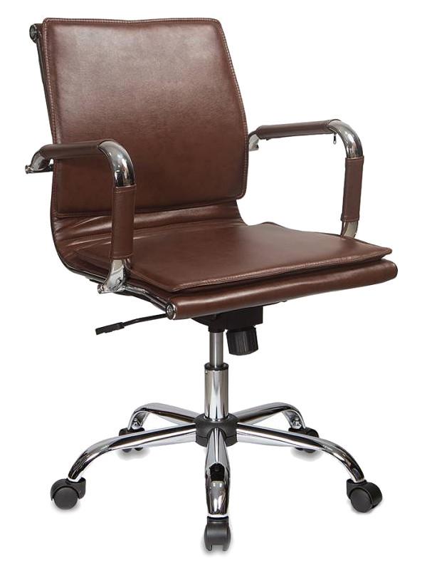 Компьютерное кресло Бюрократ CH-993-Low Brown