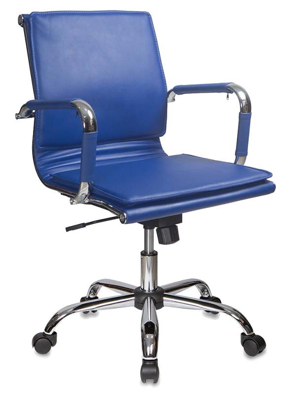 Компьютерное кресло Бюрократ CH-993-Low Blue