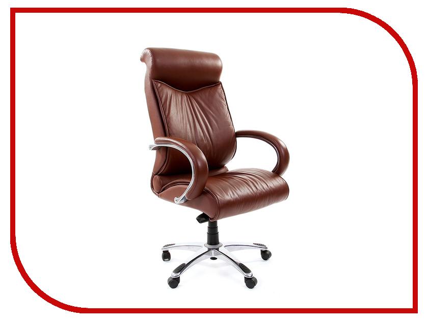 Компьютерное кресло Chairman 420 Brown 00-06078154 компьютерное кресло chairman 840 white orange 00 06111656