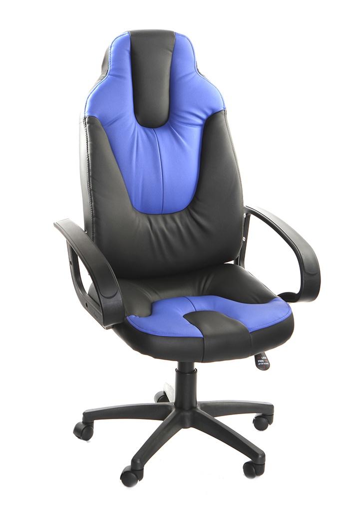 Компьютерное кресло TetChair Нео 1 Black-Blue