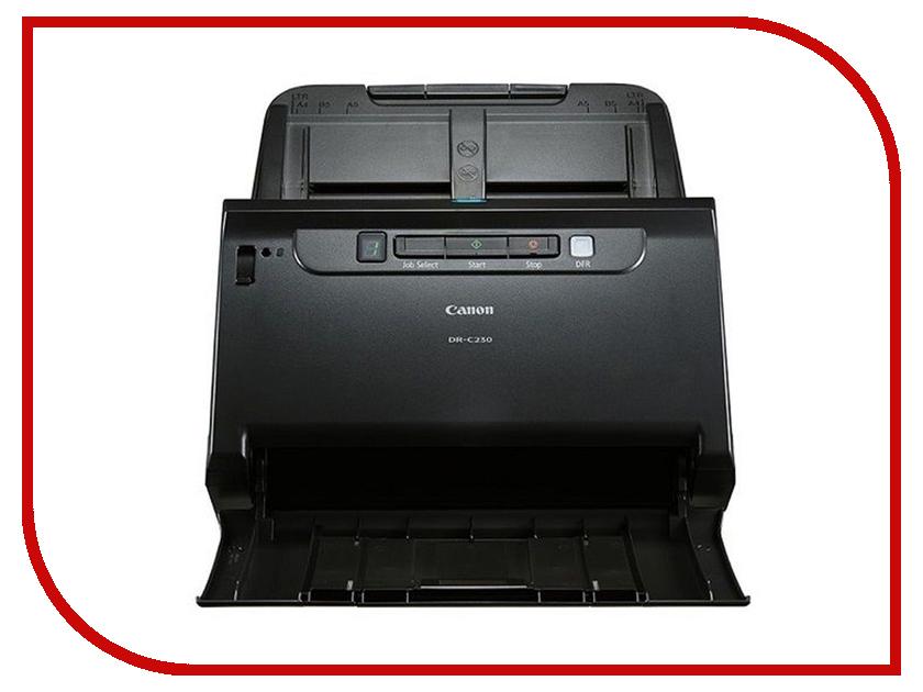 Сканер Canon imageFORMULA DR-C230, цена и фото