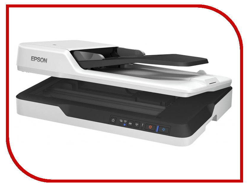 Сканер Epson WorkForce DS-1660W