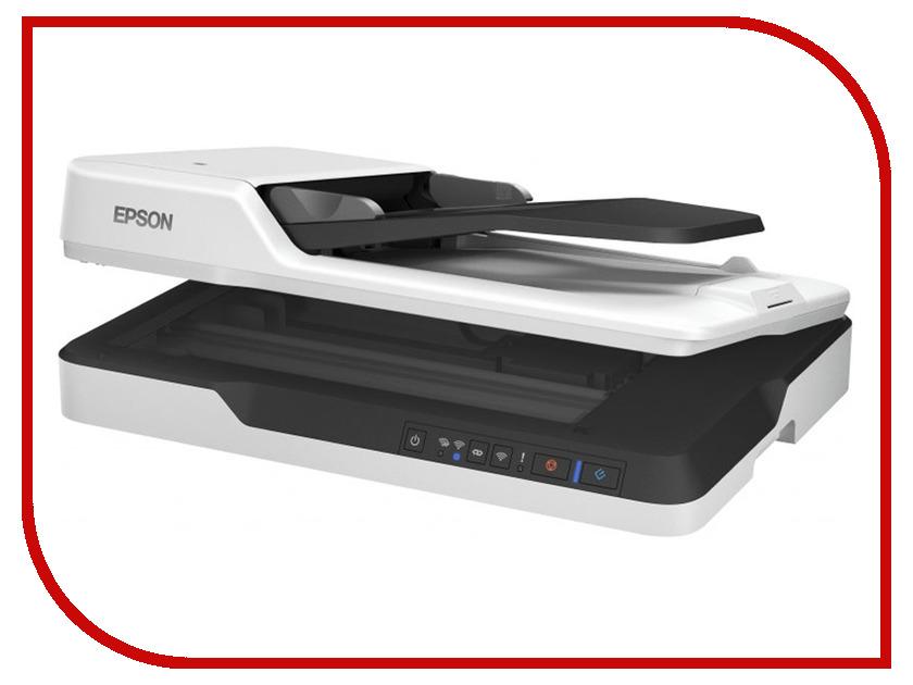 цена на Сканер Epson WorkForce DS-1660W